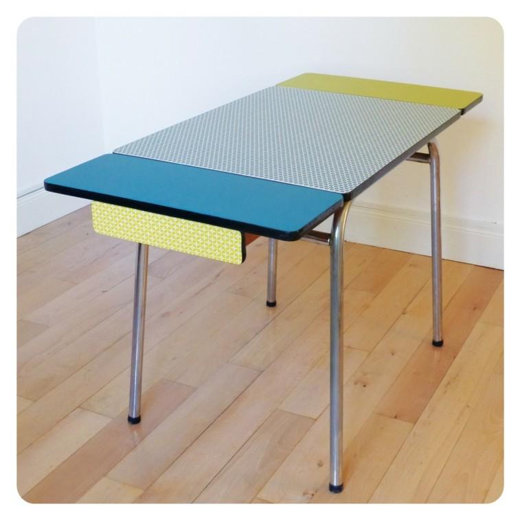 original mesa comedor colores modernos