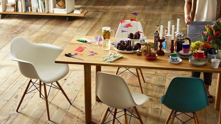 mesas de madera comedor diseno vitra edward barber jay osgerby ideas