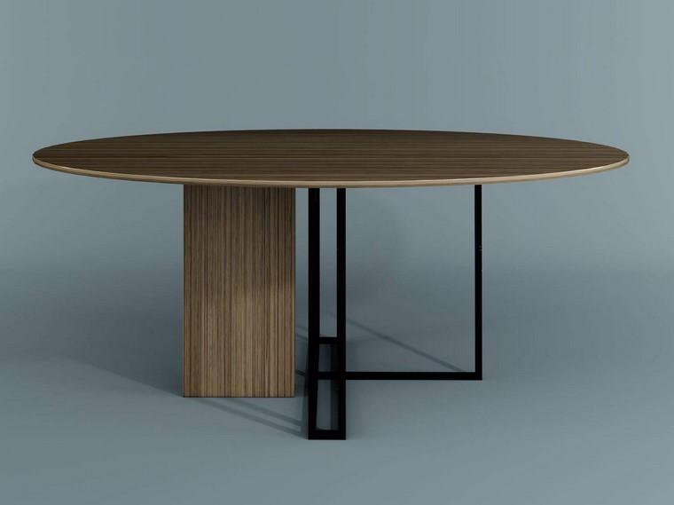 Mesas de madera 24 dise os para el comedor moderno - Mesa comedor diseno ...