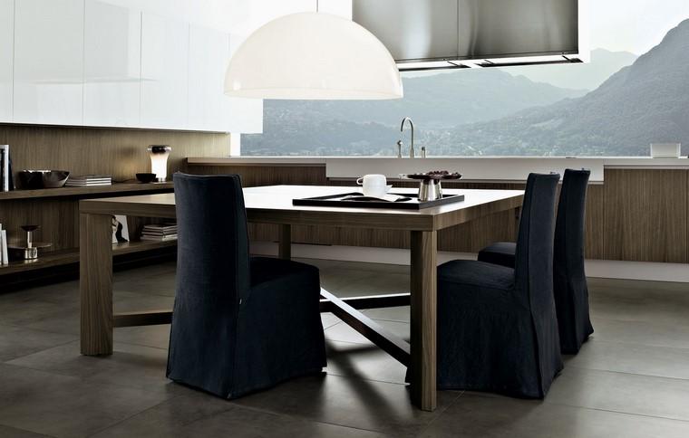 mesas de madera comedor diseno zeus vincent van duysen ideas