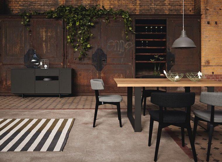 mesas de madera diseno hulstl mesa ideas