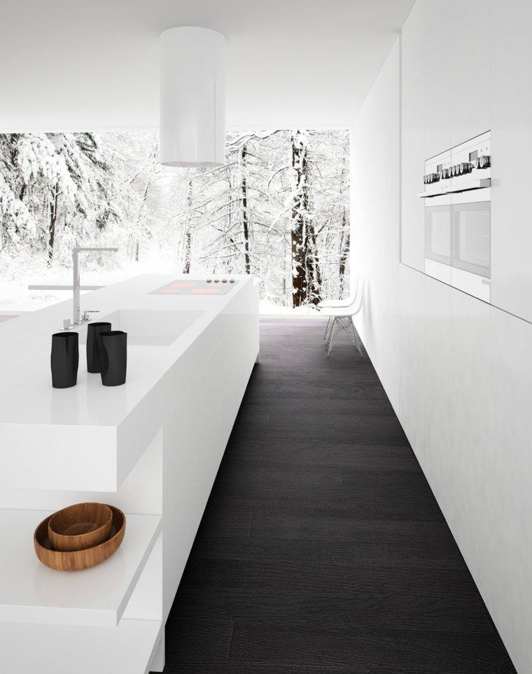minimalista madera detalles conceptuales suelos