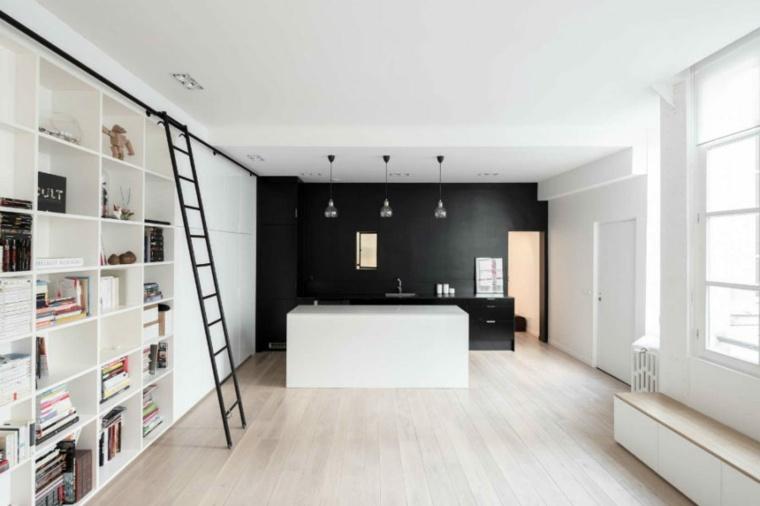 mobiliario diseño especiales colores negro