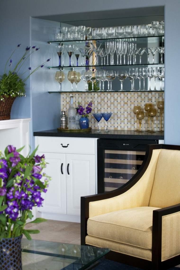 mobiliario diseño flores imagenes copas