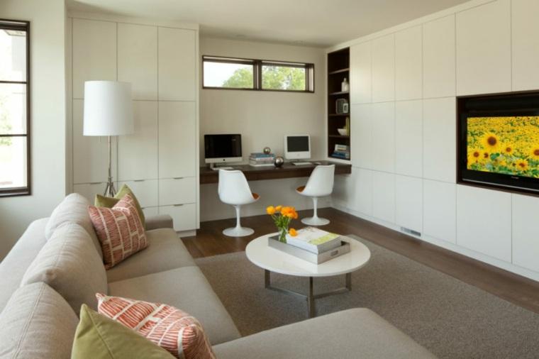 mobiliario diseño oficina hogar cojines