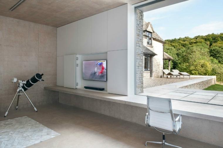 mobiliario diseño ventana practicos sistemas