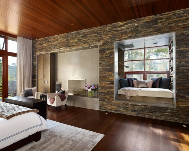 moderno especiales rocas paredes claros