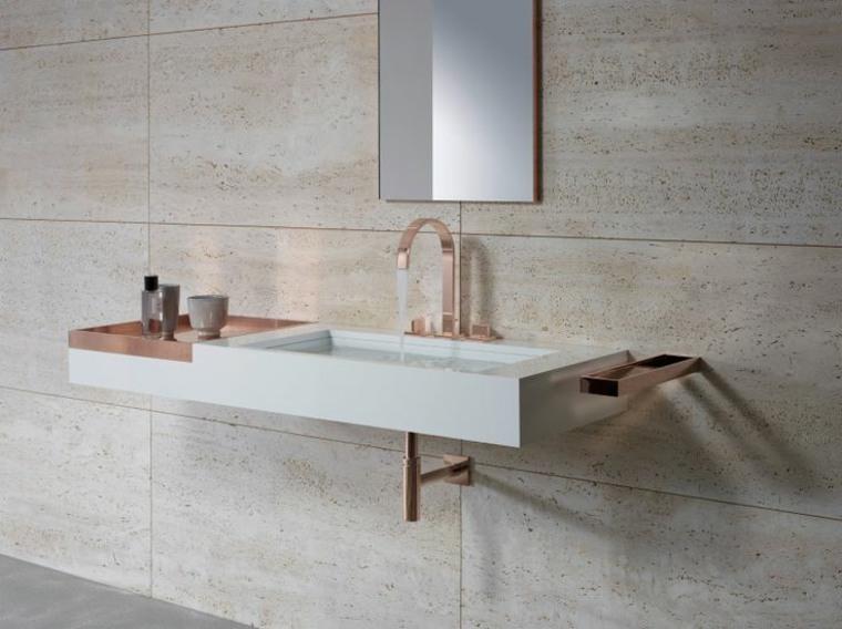 mueble baño lavabo moderno