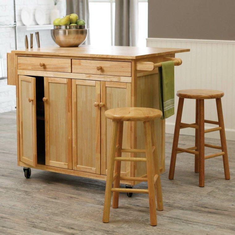 Estupendas ideas para muebles de comedor baratos