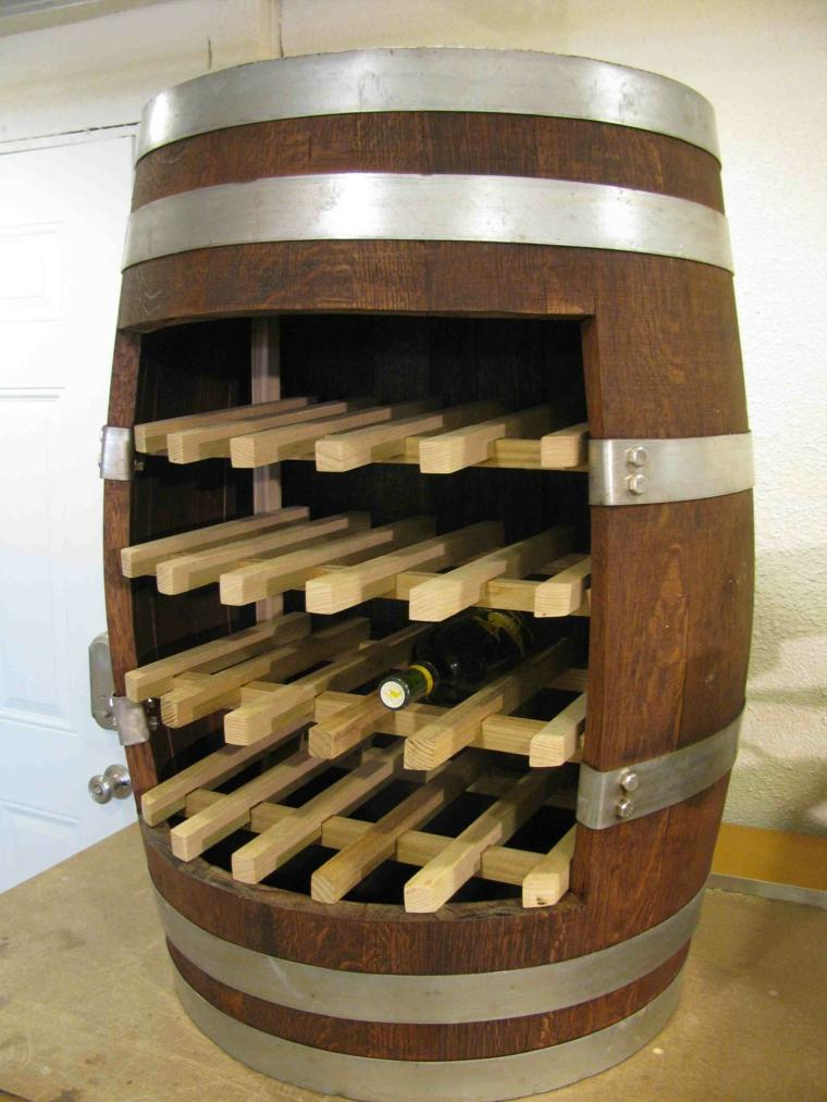 muebles de vino interior