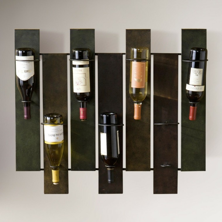 vertical wine rack astounding vintage view wine rack. Black Bedroom Furniture Sets. Home Design Ideas