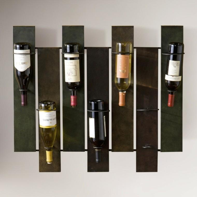 Muebles para vino para decorar el interior y conservarlo - Muebles para vino ...