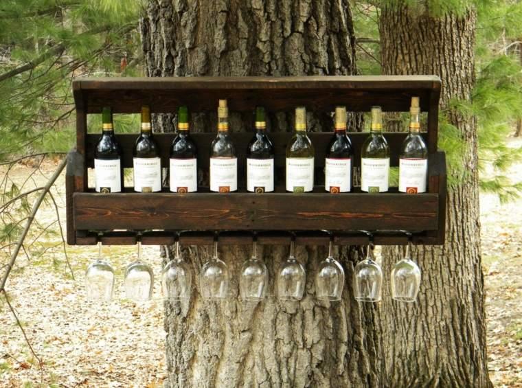 muebles para vino originales