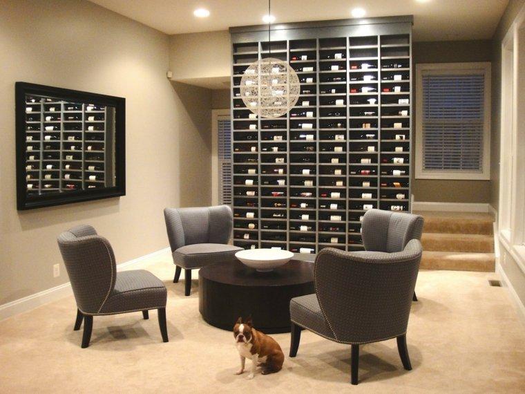 muebles para vinos interior