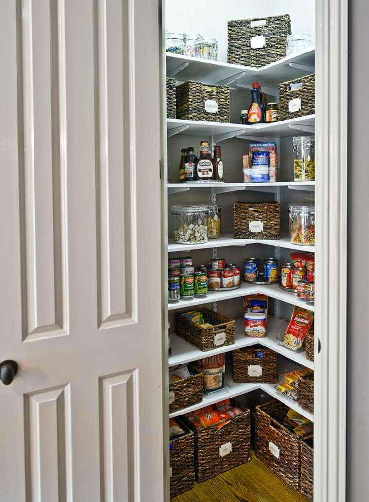 armarios para trasteros y para cocinas peque as. Black Bedroom Furniture Sets. Home Design Ideas