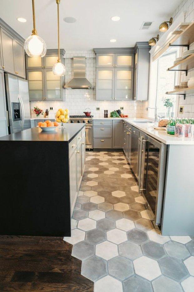 neutral cocina madera suelos grises salones