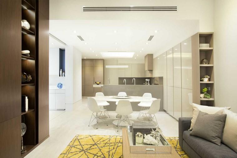 opciones hogar diseno plano abierto ideas