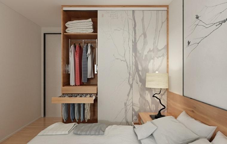 organizada compacta armario empotrado color