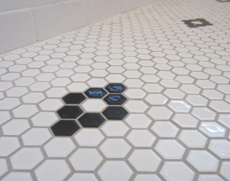 original diseño azulejos baño