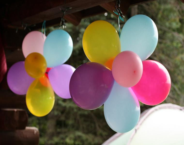 original decoración fiesta infantil