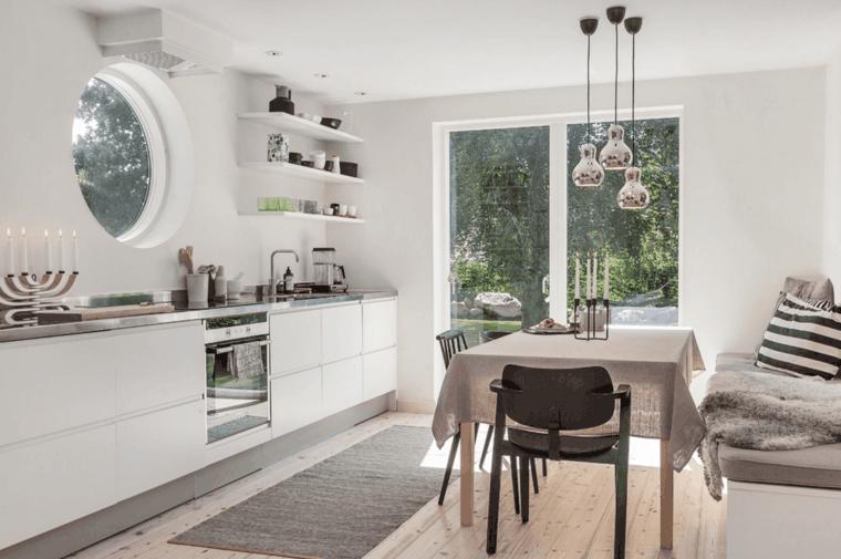 original cocina estilo nordico
