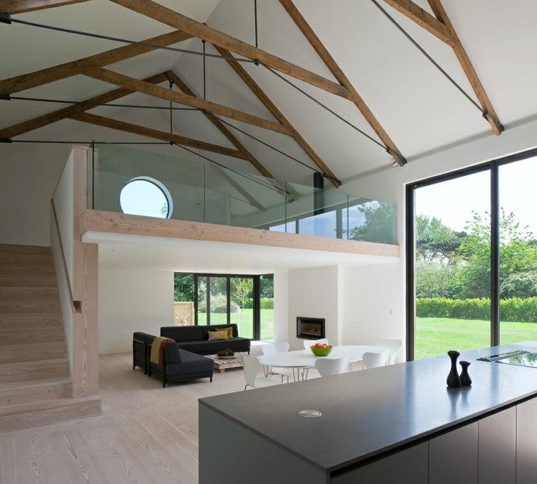 interior de estilo moderno
