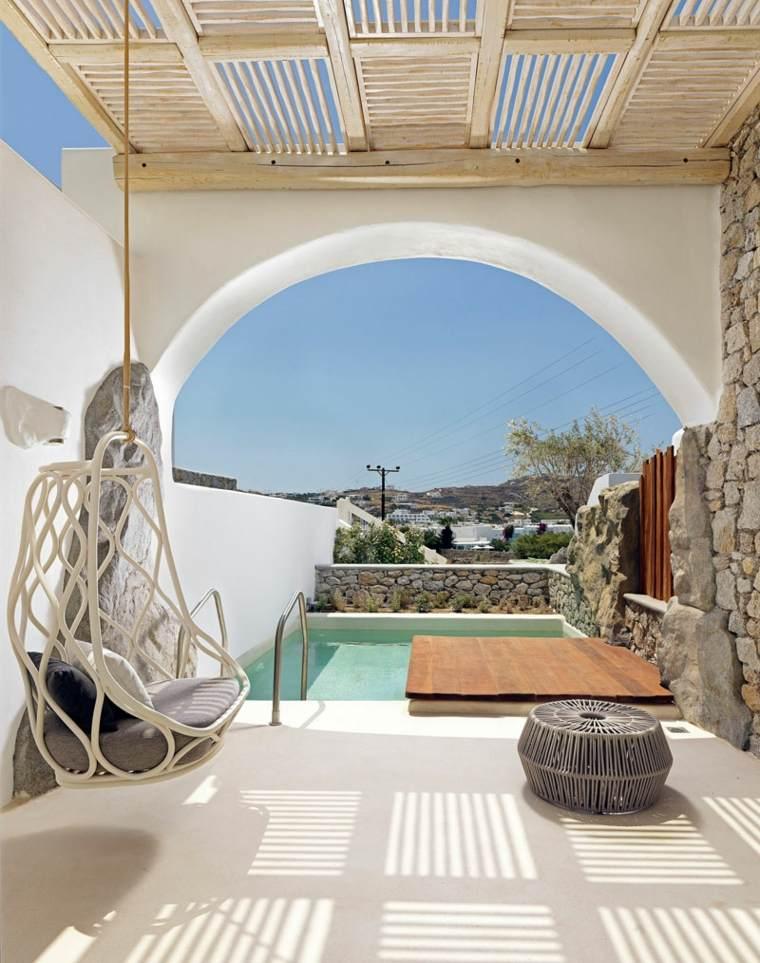 original patio terraza individual