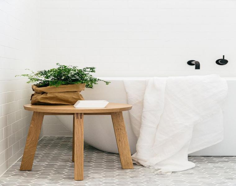 original diseño suelo baño