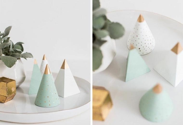 decoracion navidea moderna para el hogar u ideas