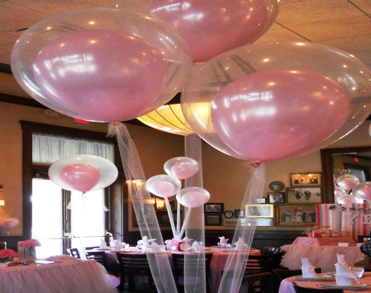 Adornos con globos ideas geniales para decorar una fiesta - Globos fiesta cumpleanos ...