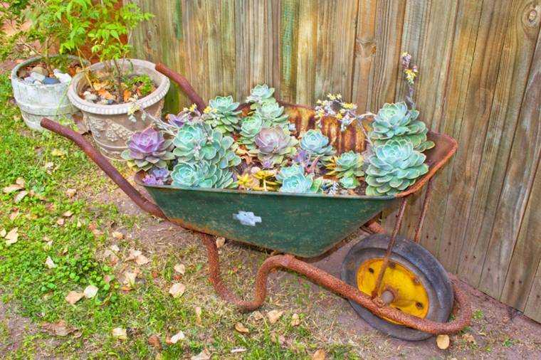 originales ideas decoracion jardin