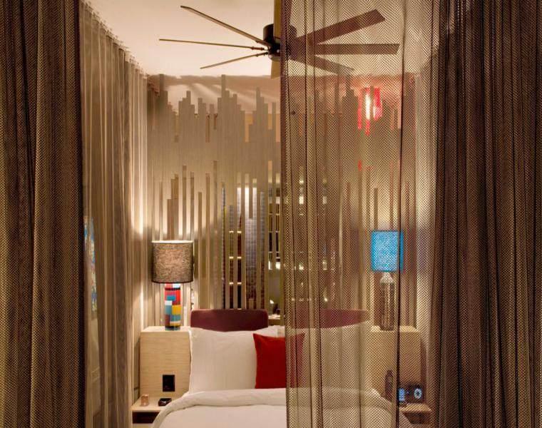 Cortinas decoracion para salones y dormitorios - 24 ideas -