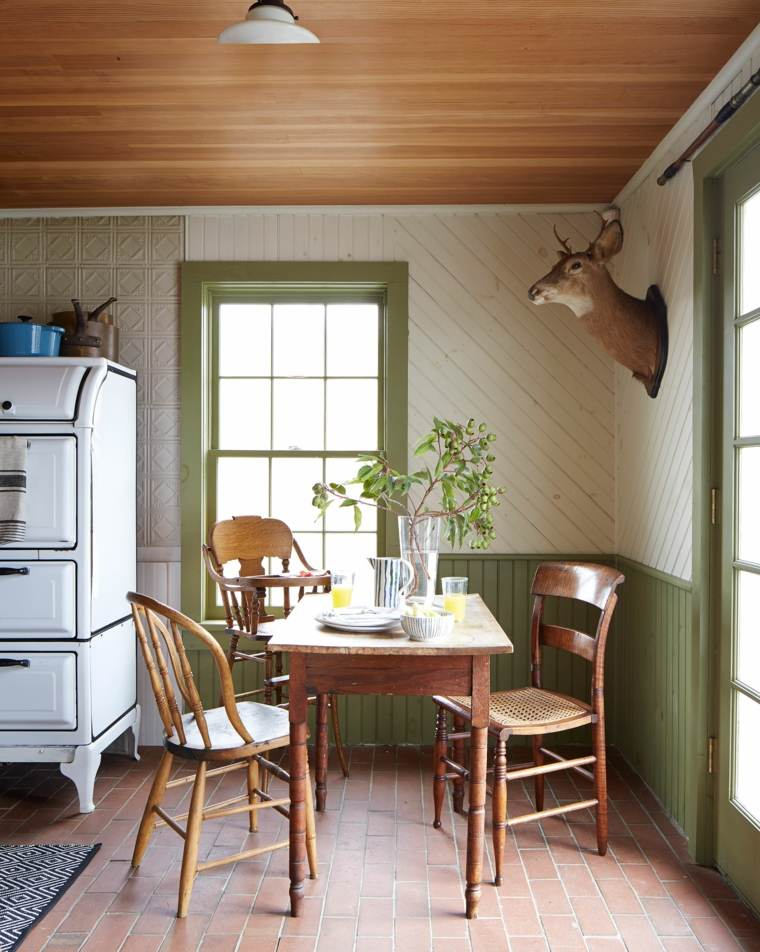 original diseño cocina rústica