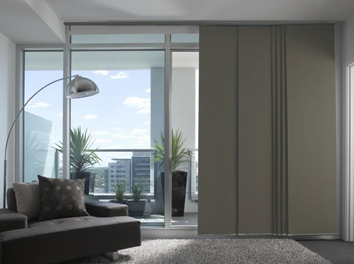 Paneles japoneses los mejores modelos para los hogares for Panel japones blanco y gris