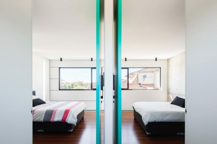 paredes muebles mobiles formas ventanales