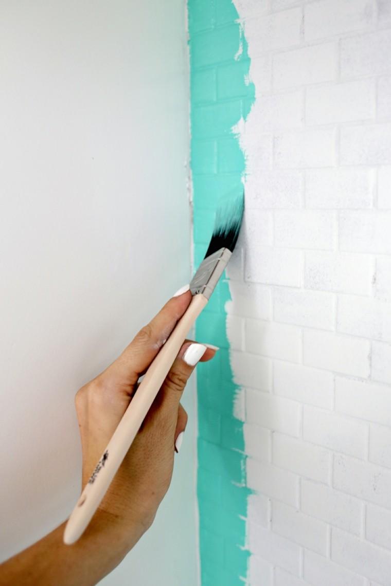 pintar azulejos cocina original