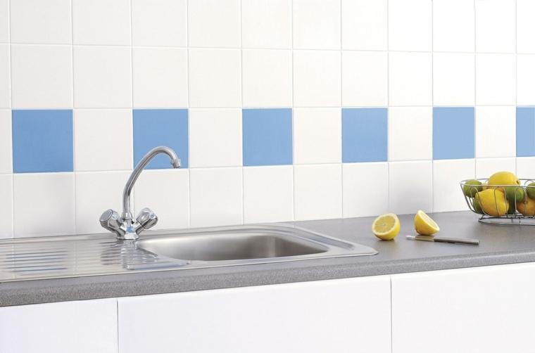 Pintar azulejos cocina para decorar vuestros interiores for Pintar azulejos cocina