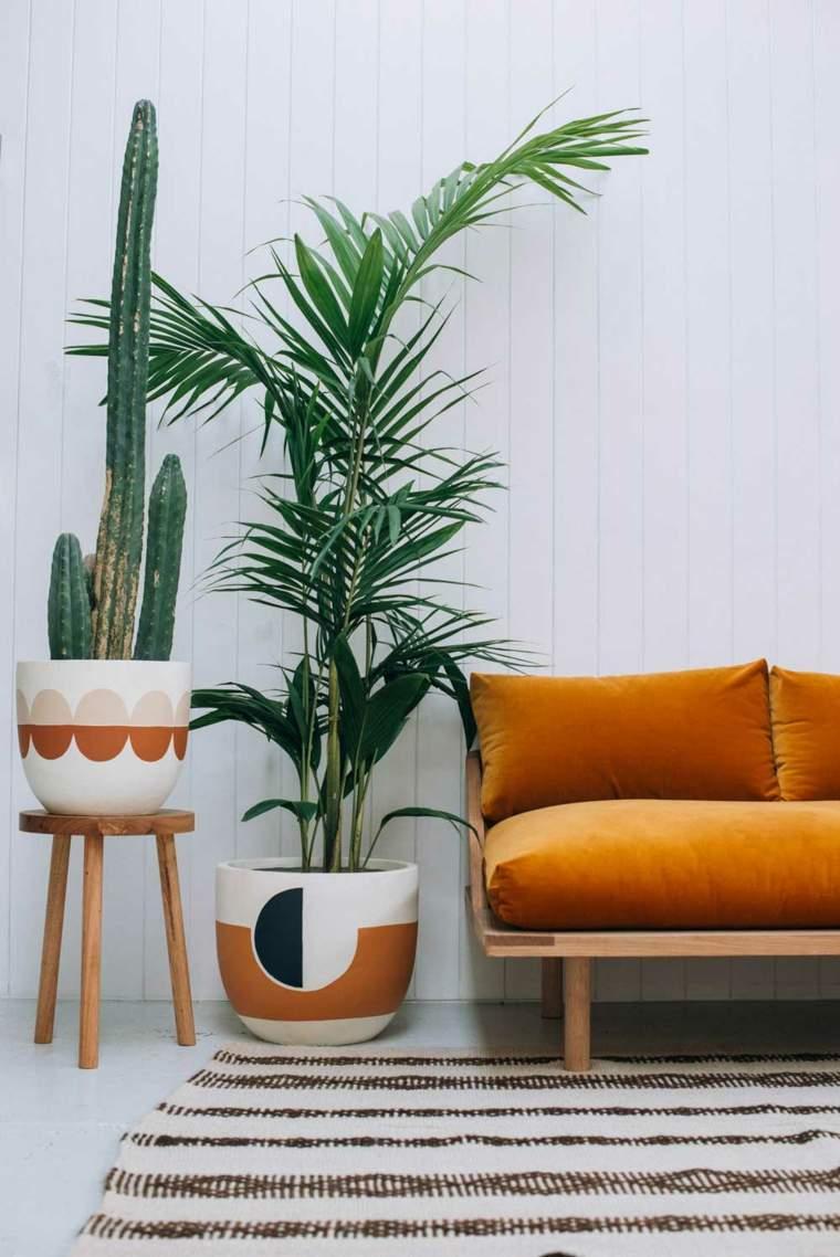 plantas verdes decorar casa ideas