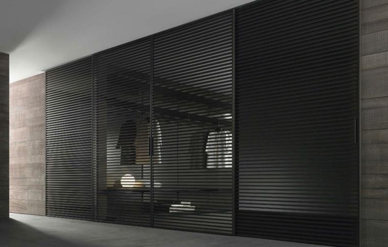 puertas corredizas para los interiores de las casas