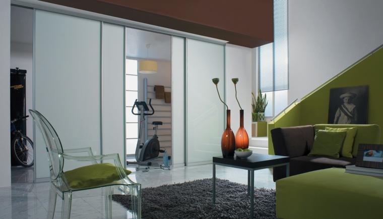 puertas móviles interior casa