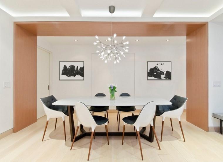 residencia comedor moderno studiolab combinacion ideas