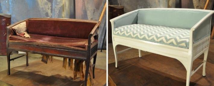 restauracion de muebles cambio especial moderno