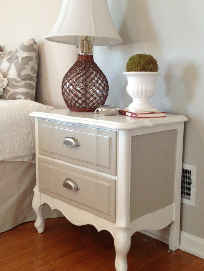 restauracion de muebles consejos colores plantas