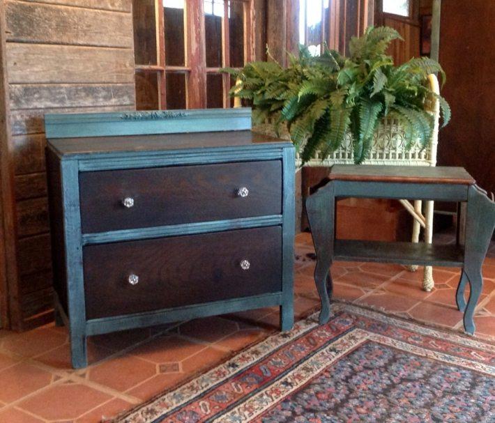 restauracion de muebles ideas mesas sencillos