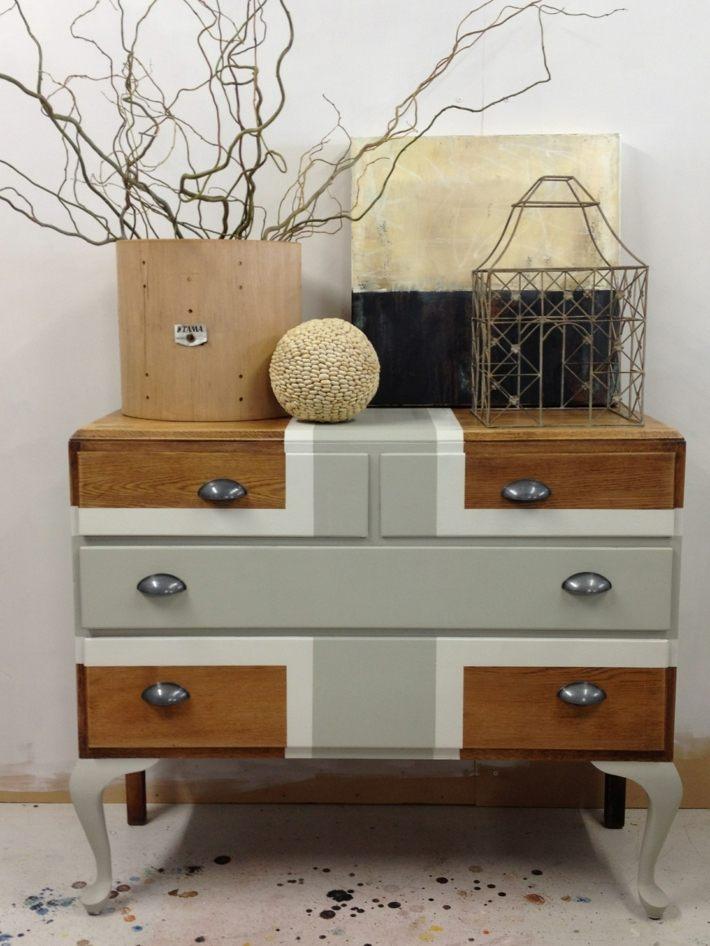 Restauracion de muebles para interiores personalizados - Pintura para muebles ...