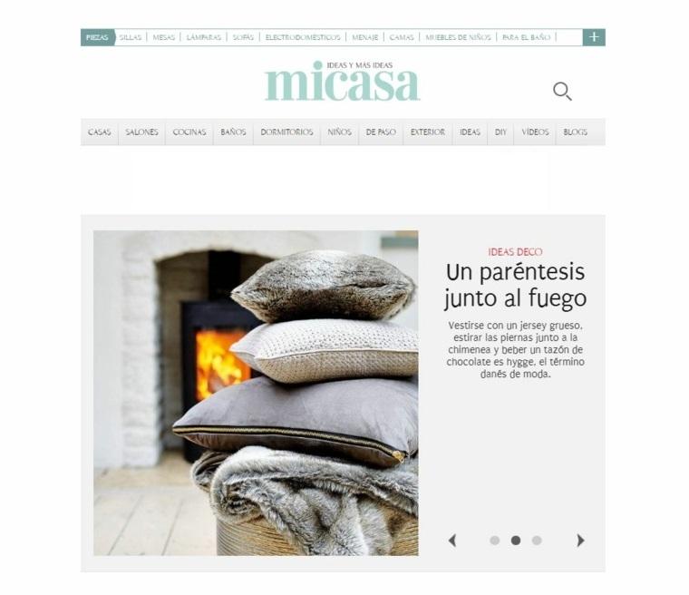 revistas de decoración de interiores españolas