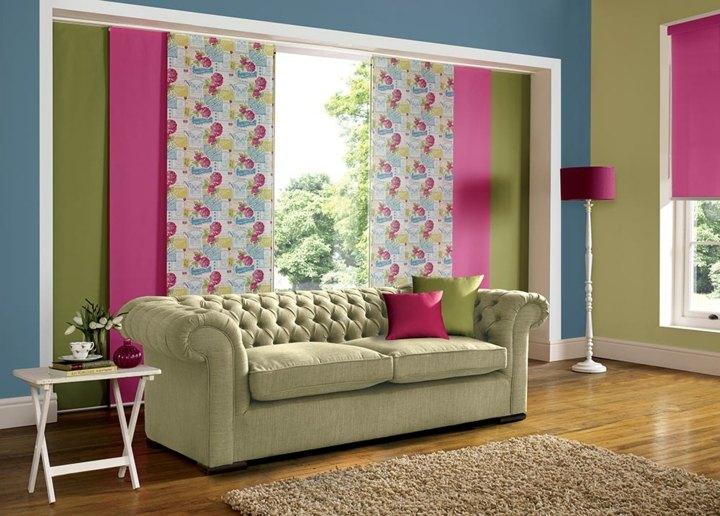 rosa acentos variados decoraciones salones