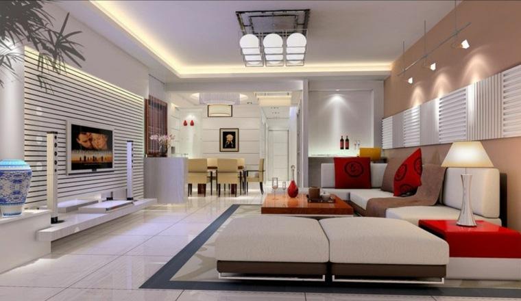 salones comedores decoración interiores