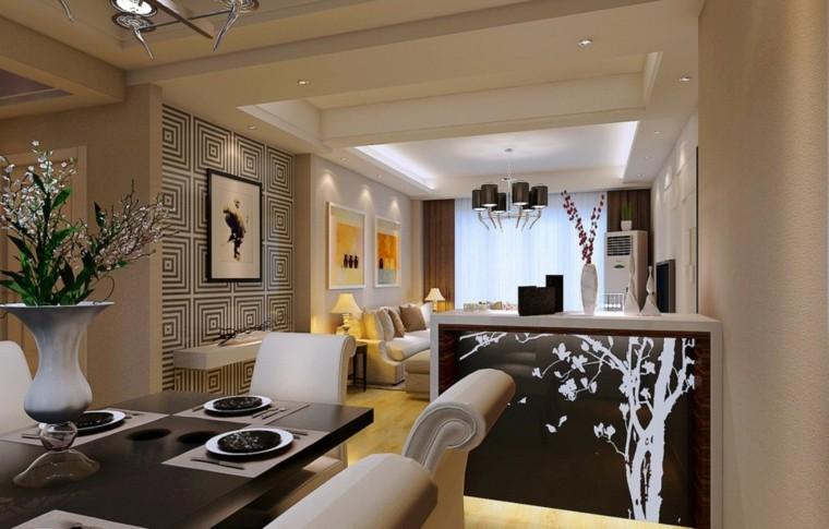 salones comedores decoración interior