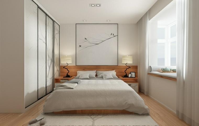 segunda habitacion pequela estilo muebles